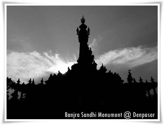 Banjra Sandhi Monument @ Denpasar, Bali