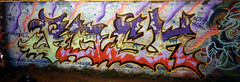 90'S Rask tda (wideangle07) Tags: dublin fish art paint factory belfast spray artists graff 90s drogheda dundalk tda irsh klann