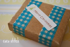 wrapped beautifully (coco stitch) Tags: wrapping packing etsy hairpin maskingtape bobbypin japanesedecotape