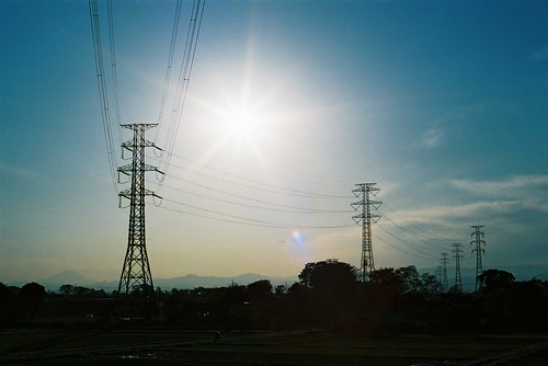 Iron Towers