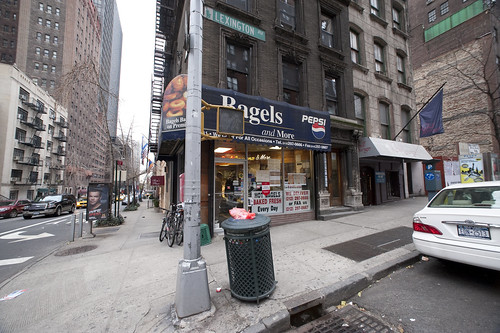 Bagels and More-Manhattan, New York