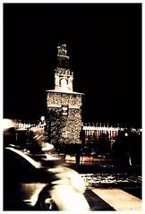 Castello sforzesco by night (matteotarenghi) Tags: christmas xmas light milan apple architecture night landscape december milano luci natale castello sforzesco dicembre postproduction notte camerabag notturno iphone tarenghi sottoilcielodimilano madeoniphone