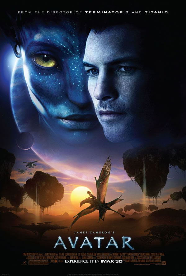 Avatar movie new poster