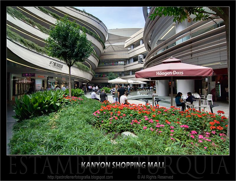 Centro Comercial Kanyon Estambul - 19