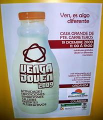 Venga Joven 2009, Fuente Carreteros