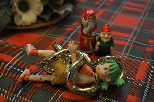 Yotsuba in a 'Tangle'