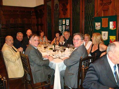 Cena fin año 09  Mesa Gosende