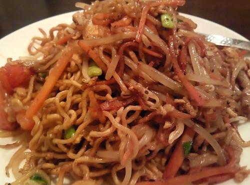 炒麺 (2009.12.29 not friday)