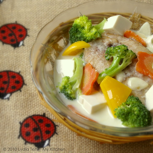 how to prepare milky fish