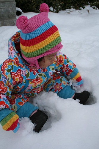 1ST PLAY IN SNOW 012