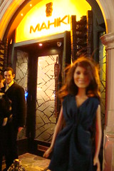 Princess Catherine Engagement Doll at the Mahiki Nightclub (Princess Catherine Doll) Tags: london toy doll princess kate royal tourist catherine british middleton arklu