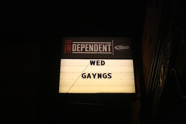 GAYNGS