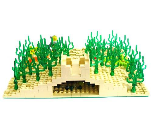 [MOC] Atlantis Pyramid 5811374064_9c0e7ebcd0