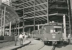 America Plaza (SDMTS) Tags: train u2 construction downtown sandiego metro trolley siemens transit lightrail lrt mts americaplaza sandiegotrolley metropolitantransitsystem