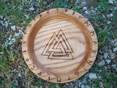 Oak Asatru Blot Bowl (dragonoak) Tags: asatru blotbowl