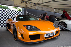 Festival Of Speed 2013 - Noble M600 (Deux-Chevrons.com) Tags: noblem600 noble m600 car coche voiture auto automobile automotive supercar sportcar gt exotic exotics festivalofspeed goodwood england