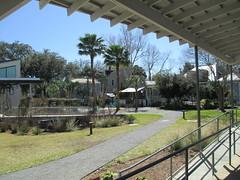 Joan Mitchell Center: inner lawn (shermaniac) Tags: joanmitchellcenter louisiana neworleansla