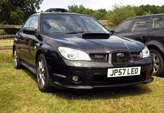 Fire Service Subaru Impreza WRX STI Type UK (Marc Sayce) Tags: uk black car fire leo police subaru type service 2008 impreza wrx sti 2007 unmarked