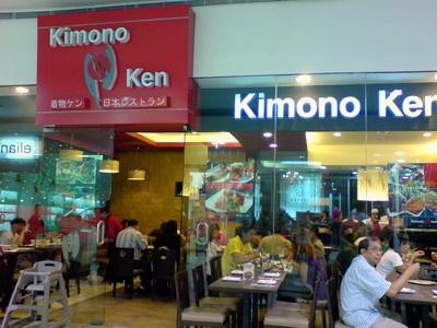 Kimono Ken Blogged
