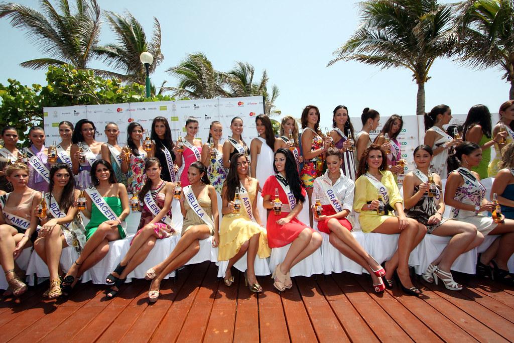 Miss Barcelona España Cancún