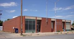 Post Office 73932 (Beaver, Oklahoma) (courthouselover) Tags: oklahoma beaver ok beavercounty postoffices greatplains oklahomapanhandle