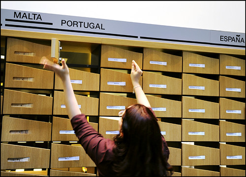 First sitting of the new European Parliament: where is my mailbox?