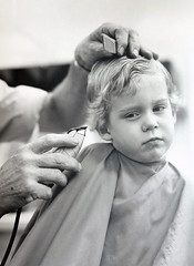 "First Haircut, © 1992 Tom Zsolt <a style=""margin-left:10px; font-size:0.8em;"" href=""http://www.flickr.com/photos/39046269@N04/3732370162/"" target=""_blank"">@flickr</a>"