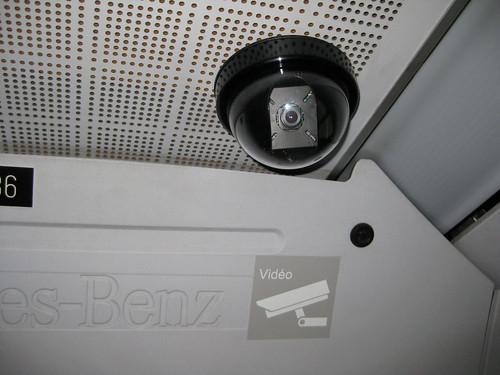 Videokamera TPF Fribourg