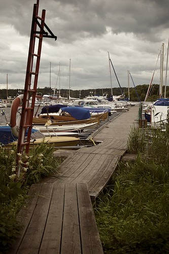 Uppsala docks