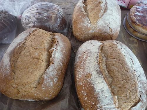 Italian bread farmers market