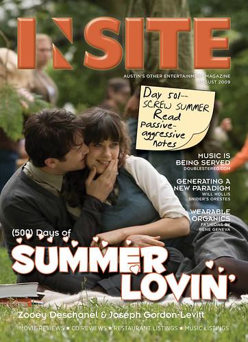 August 2009 - INsite Magazine