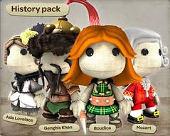 LBP History Pack