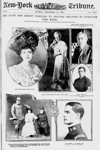 New York Tribune, Nov. 24, 1907, from the Illustrated Newspaper Supplements collection