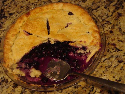 partial pie