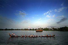 Ready for Race (Light and Life -Murali ) Tags: india lake race boat kerala trophy nehru alappuzha nehrutrophyboatrace vallam punnamada vallamkali chundanvallam img7862p1sc readyforrace