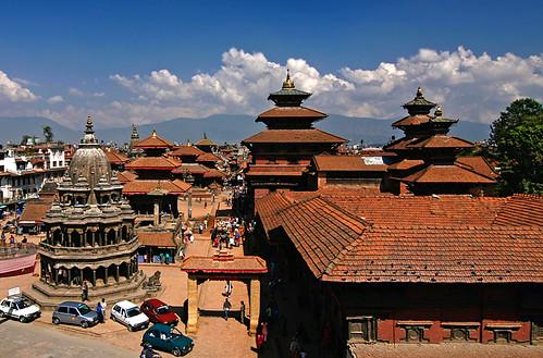 _MG_5146-w Patan Dubar Square - Unesco World Heritage site