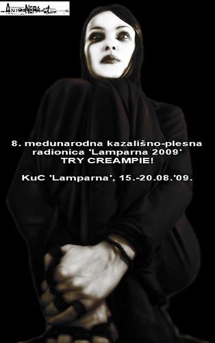 kazališno-plesna  radionica 'Lamparna 2009'