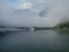 Norway 075 (Kazwales) Tags: mist norway fjords flam
