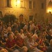 Certaldo audience at opening concert