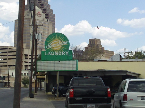 sunshine laundry