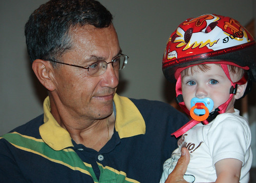 First Bday Helmet
