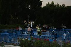 Observación en el Planetario, agosto 2009