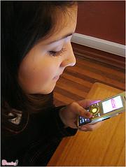 ~. (OjitosDeColor★ ~ Deeeby!) Tags: celular deby s500i