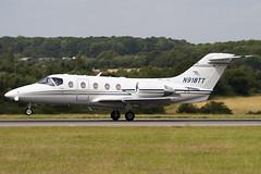 N918TT - Private - Beech Hawker 400XP - Luton - 090722 - Steven Gray - IMG_8283