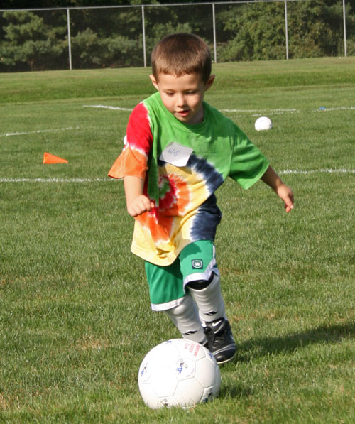 10 Things I Learned At Will's First Day of Soccer