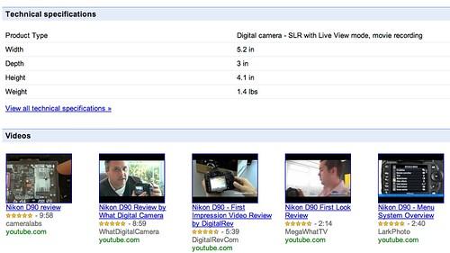 Google Base & YouTube Video Attribute