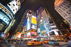 Times Sq. (Tony Shi Photos) Tags: nyc newyorkcity wideangle timesquare timessquare ts hdr timessq tonyshi