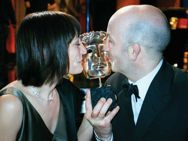 geoff thompson talks to subvert magazine about winning a bafta