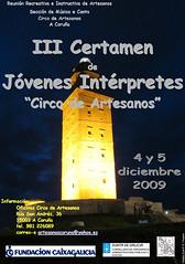 III Certamen Circo de Artesanos