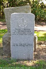 Glasgow Sandymount Cemetery War Graves (www.anthonybrawley.co.uk) Tags: scotland war glasgow wwi wwii wargraves sandymount sandymountcemetery anthonybrawley anthonybrawleyphotography